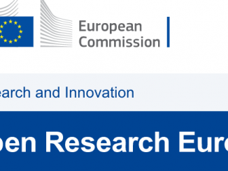 Open Research Europe - baner ilustracyjny