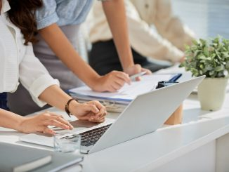 Szkolenie online - zdjęcie ilustracyjne