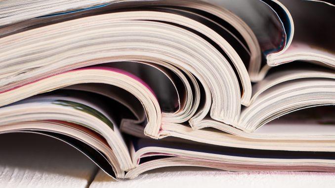 Czasopisma - zdjęcie ilustracyjne