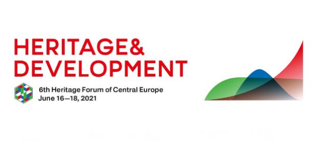 6. Forum Dziedzictwa Europy Środkowej - logo