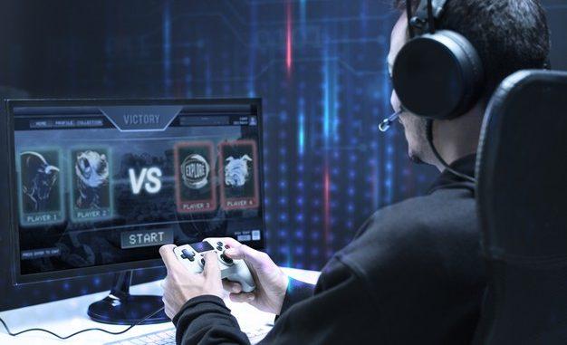 Profesjonalny gracz komputerowy